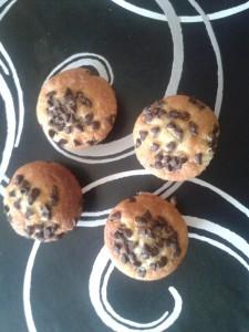 Muffins aux pépites de chocolat muffins-aux-pep-225x300